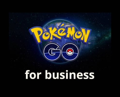 Pokemon Go For Business